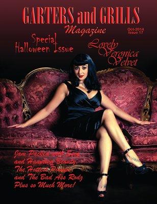 GandG October Veronica Cover