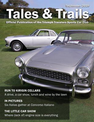 Tales & Trails - September 2019