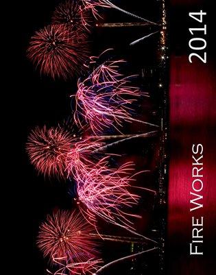 2014 Calendar Fire Works 31358