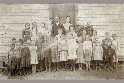 1900 Son School, Caldwell County, Kentucky
