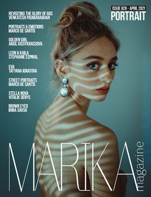 MARIKA MAGAZINE PORTRAIT (ISSUE 828 - APRIL)