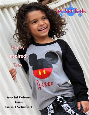 Jet Set Kids Tees