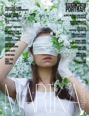 MARIKA MAGAZINE PORTRAIT (ISSUE 871 - MAY)