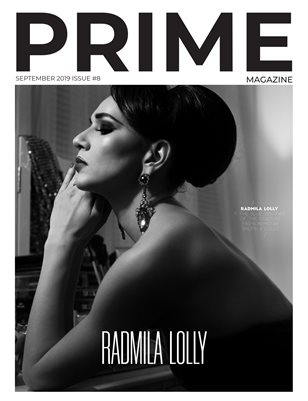 PRIME MAG September Issue #8