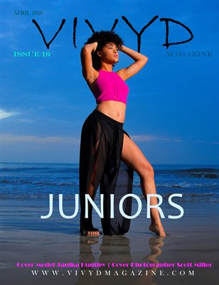 VIVYD Magazine Special Edition Juniors Vol 2 Issue #16
