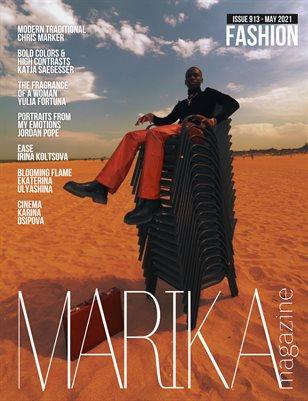 MARIKA MAGAZINE FASHION (ISSUE 913 - MAY)