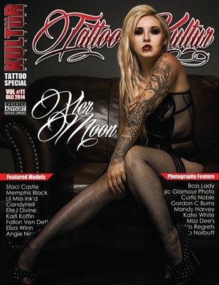 Kultur Magazine TATTOO Special - TATTOO Kultur VOL 11.3