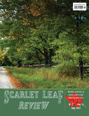 Scarlet Leaf Review July Issue