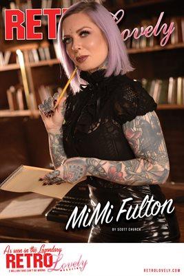 MiMi Fulton RL141 Cover Poster