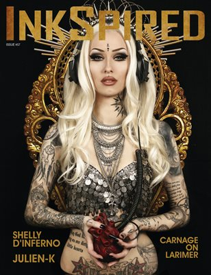 InkSpired Magazine Issue No. 57