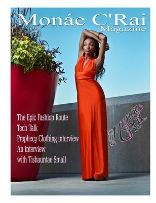 Monaé C'Rai Magazine