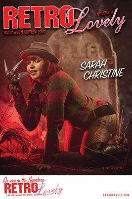 Sarah Christine Cover Poster