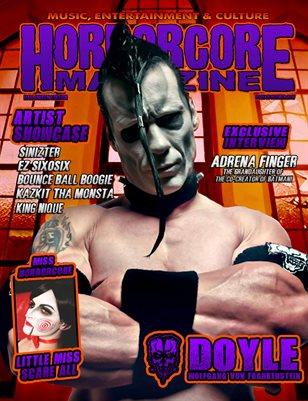 Issue 35 - Doyle Wolfgang Von Frankenstein & Athena Finger