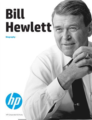 Bill Hewlett Biography