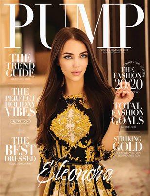 PUMP Magazine | The Fashion & Beauty Edition | Vol.3