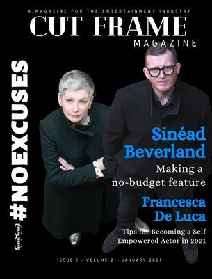 Cut Frame Magazine - January 2021