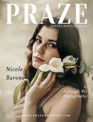 PRAZE Magazine | August 2020 - Issue #1