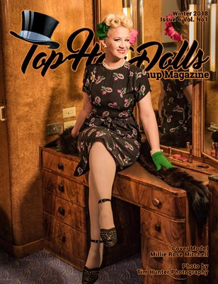 Top Hat Dolls Issue 6 Vol 1 Jan 2019