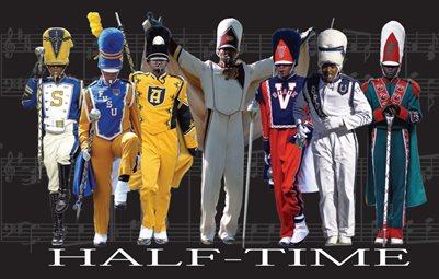 HALF-TIME