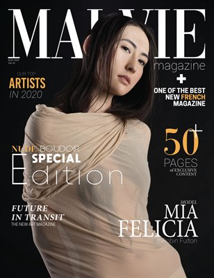 MALVIE Mag | NUDE and Boudoir Special Edition | Vol. 03 | MAY 2020