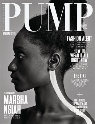 PUMP Magazine - April 2018 - The Black & White Edition Vol. 5