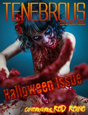 Tenebrous Magazine Oct 2013 Issue #2 Halloween Issue