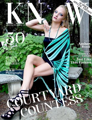KNOW magazine_Cover_COURTYARD