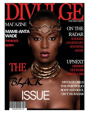 DiVulge Magazine issue 5 feb