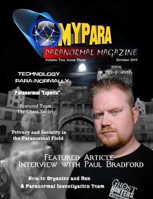 MyPara Paranormal Magazine