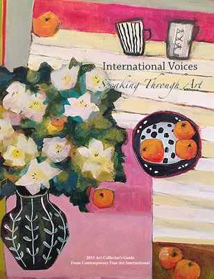 International Voices - Speaking Through Art 2015 Art Collector's Guide