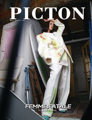 Picton Magazine May 2019 N94 Cover 3