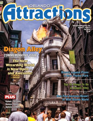 Orlando Attractions Magazine Fall 2014