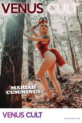 Venus Cult No. 41 – Mariah Cummings Cover Poster