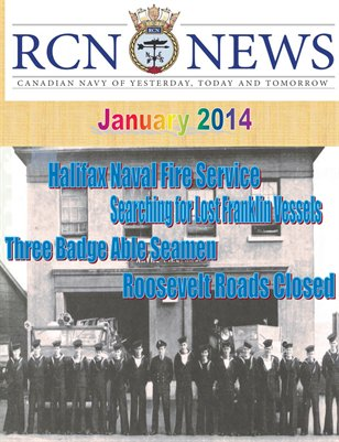 RCN News Magazine January 2014