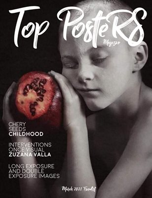 TOP POSTERS MAGAZINE - MARCH, FINEART
