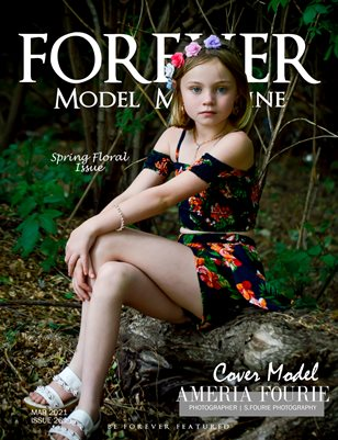 FOREVER Model Magazine Spring Floral Issue 26