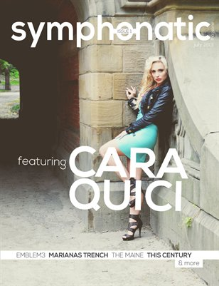 Issue 1 - Cara Quici