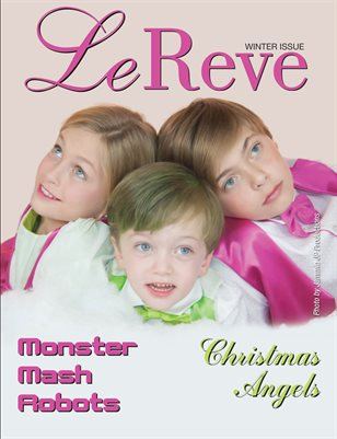 LeReve Magazine Winter Issue