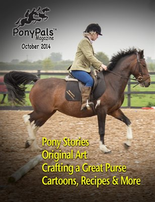 October 2014 Pony Pals Magazine -- Vol.4 #5