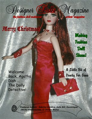 Designer Dolls Magazine - Dec 2012