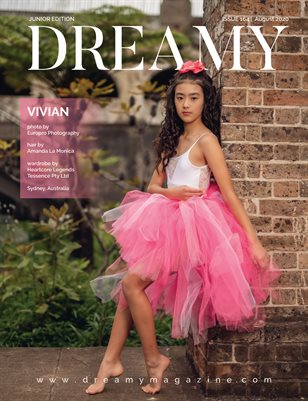 DREAMY Issue 164