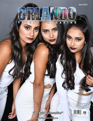 Orlando Talent Magazine June 2017 Edition