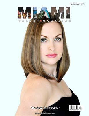 Miami Talent Magazine September 2015 Edition