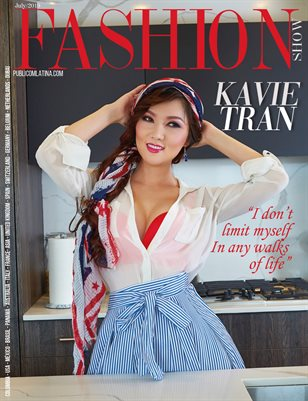 FASHIONSHOW Magazine - July/2019 - Issue 7