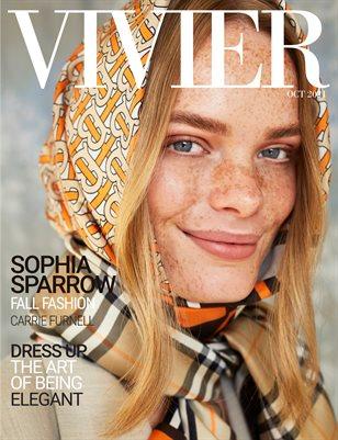 Vivier Magazine October Issue 2021