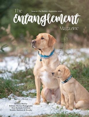 Entanglement Mag issue 4 fur babies