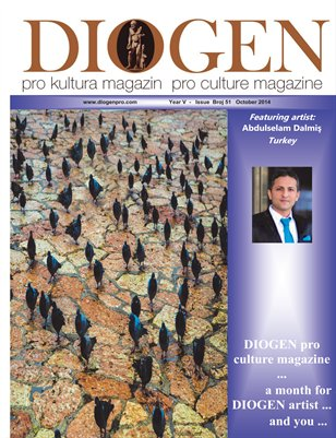 DIOGEN pro art magazine No 51_ October 2014