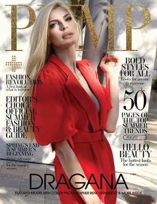 PUMP Magazine | The Trend Issue | Vol.4 | May 2021