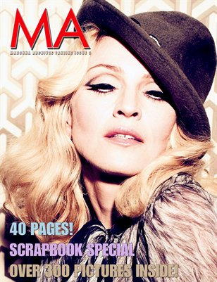 Madonna Archives Fanzine Issue 3