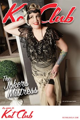 Kat Club No.31 – The Jokers Mistress Cover Poster